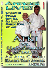 Aiki vs. Uncommon Attacks