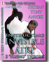 Insturcting Invisible Aiki 3