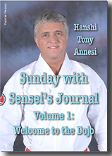 Sunday with Sensei's Journal 1