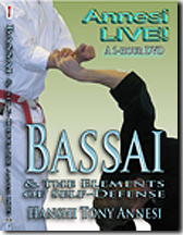 Bassai, elements of Self-defense