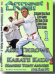 Aiki throws form Karate Kata 1