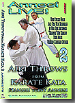 Aiki Throws from Karate Kata 2
