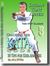 Cracking the Kata Code 3