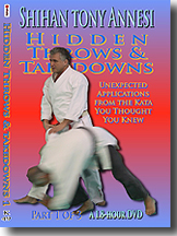 Hidden Takedowns & Throws 1