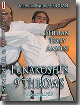 Funakoshi's Nine Throws